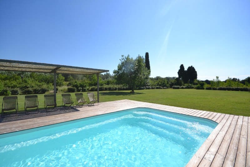 Immobile residenziali di prestigio casa Montfavet 675000€ - Fotografia 8