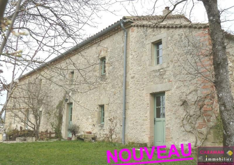 Vente de prestige maison / villa Caraman  secteur 595000€ - Photo 1