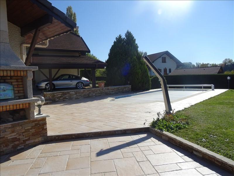 Vente de prestige maison / villa Fillinges 640000€ - Photo 4