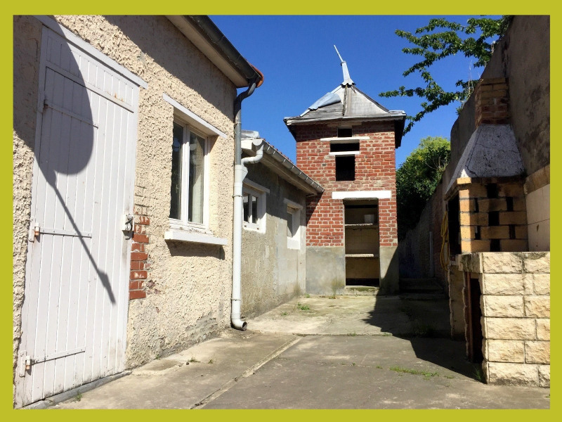 Sale house / villa Estevelles 96400€ - Picture 1