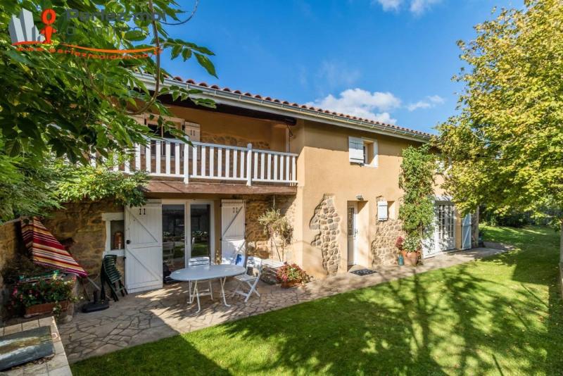 Vente maison / villa Haute-rivoire 260000€ - Photo 1