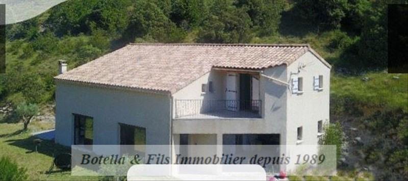 Venta  casa Ruoms 264900€ - Fotografía 1