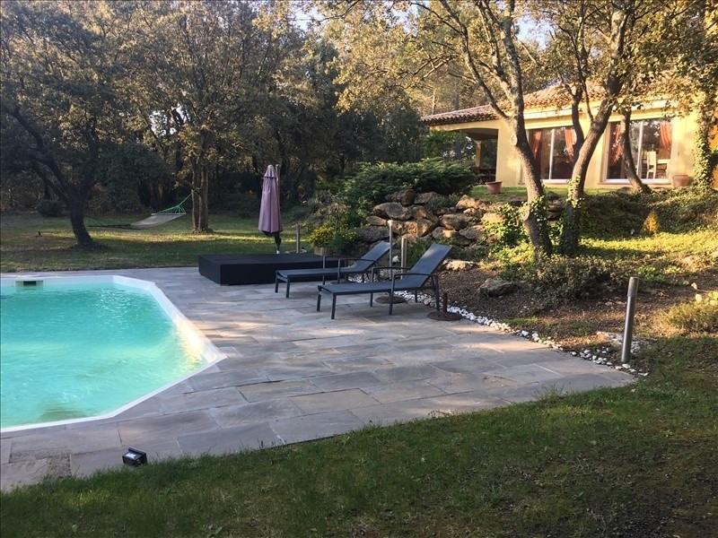 Vente de prestige maison / villa Rognes 875000€ - Photo 3