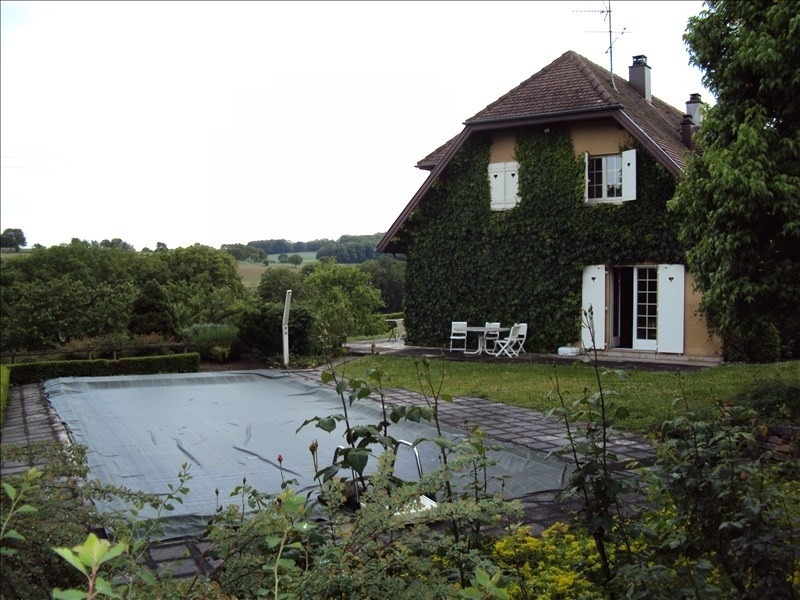 Deluxe sale house / villa Zimmersheim 593000€ - Picture 10