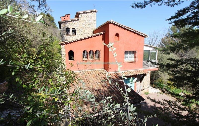 Vente maison / villa Le tignet 410000€ - Photo 3