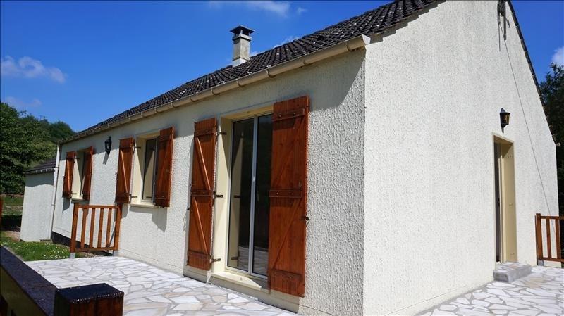 Revenda casa La chaussee d ivry 5 mn 179000€ - Fotografia 1