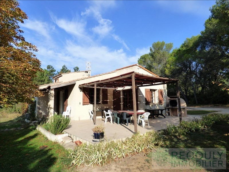 Vente maison / villa Eguilles 455000€ - Photo 4