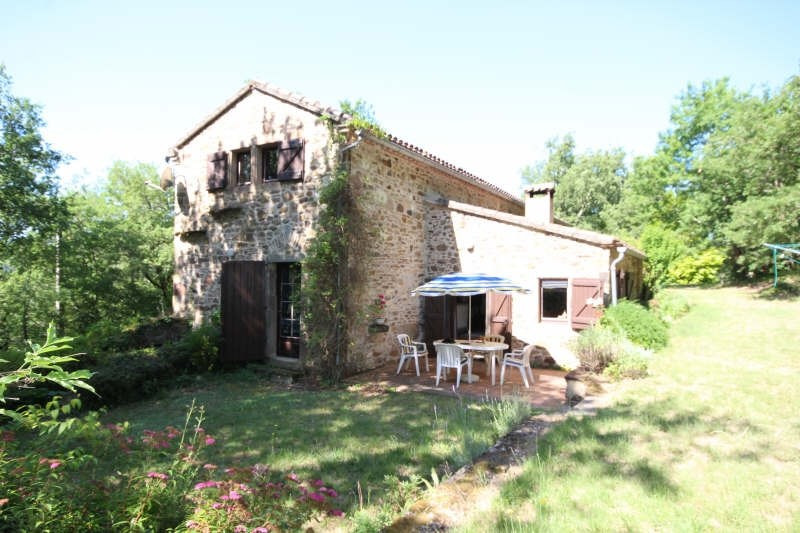 Deluxe sale house / villa Campes 169 000€ - Picture 1