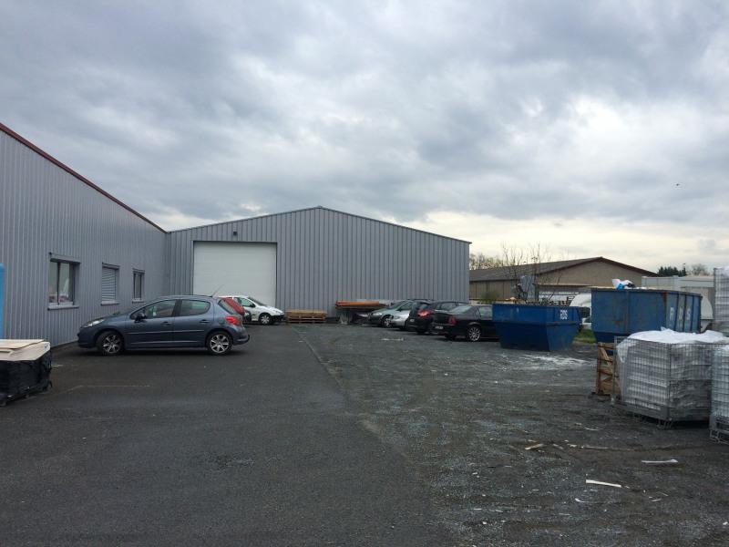 Vente Local d'activités / Entrepôt Belleville 0