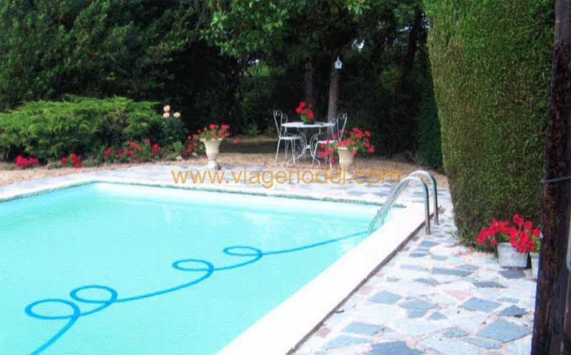 Lijfrente  huis Lezigne 95000€ - Foto 16