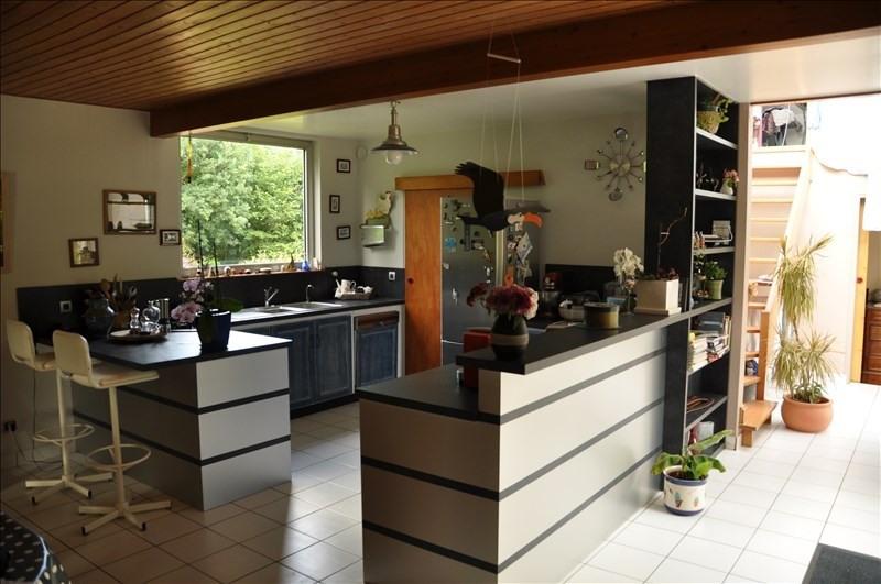Sale house / villa Begard 291500€ - Picture 2