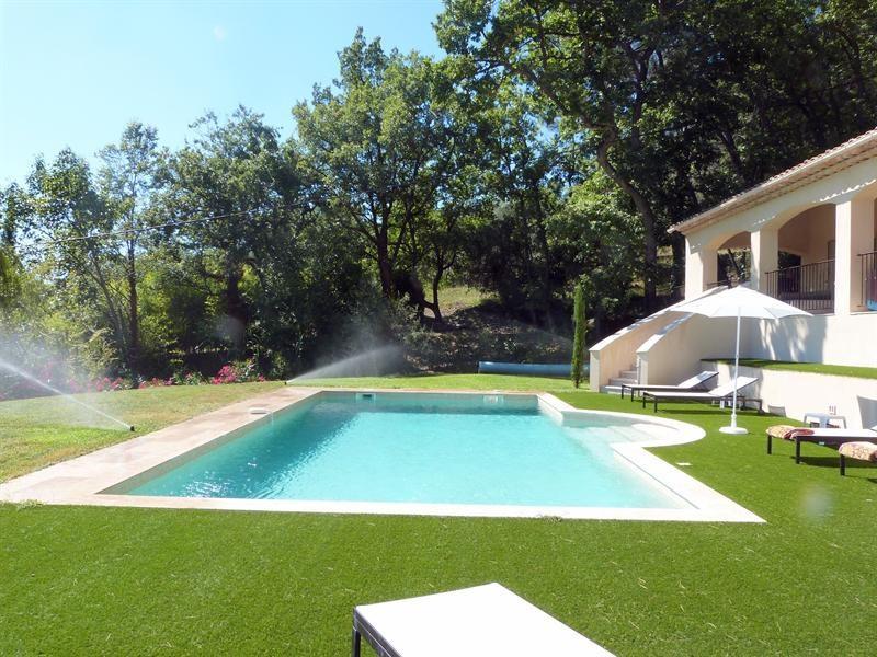 Venta de prestigio  casa Seillans 1050000€ - Fotografía 2