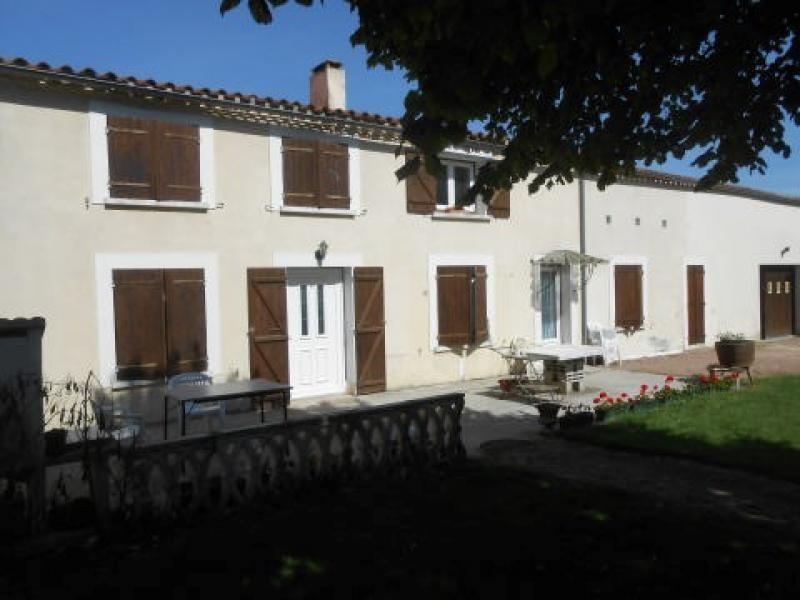 Sale house / villa Aulnay 136320€ - Picture 7