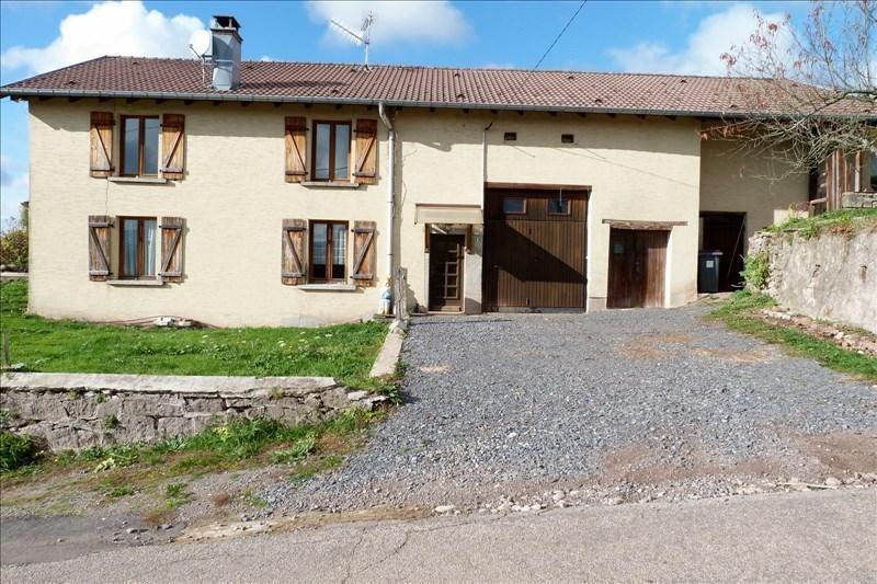 Sale house / villa Menil de senones 99000€ - Picture 1