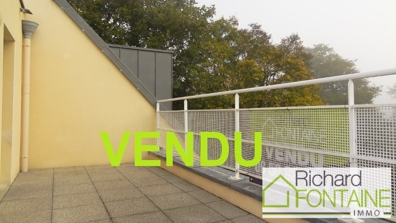 Sale apartment Chartres de bretagne 154 215€ - Picture 1