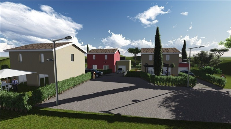Vente maison / villa Genas 376000€ - Photo 8