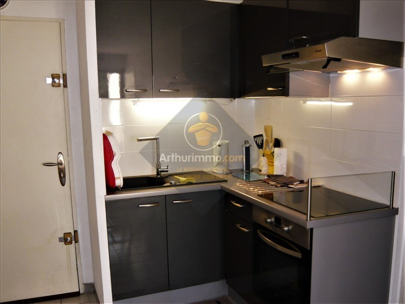 Vente appartement Sete 118 000€ - Photo 1