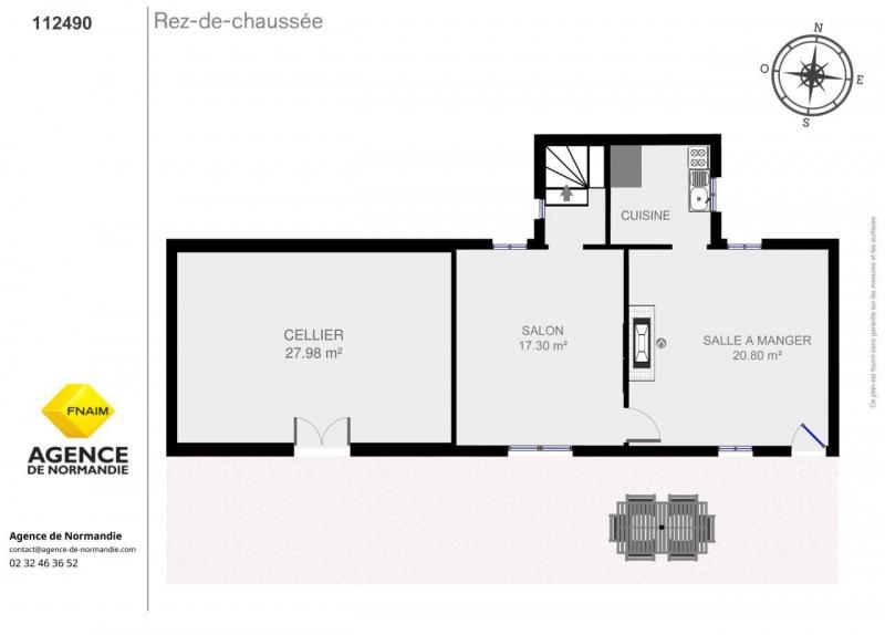 Sale house / villa Montreuil-l'argille 112000€ - Picture 3