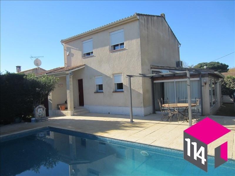 Vente maison / villa Lansargues 330000€ - Photo 1