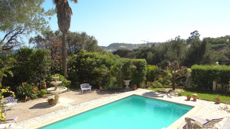 Vacation rental house / villa Cavalaire sur mer 4200€ - Picture 3