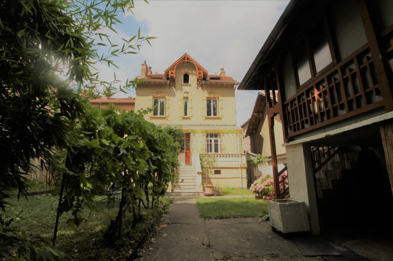 Vente maison / villa Grenoble 430 000€ - Photo 1