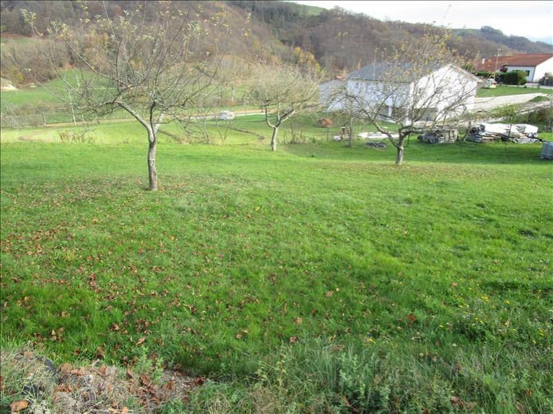 Vendita terreno Chasselay 96500€ - Fotografia 2