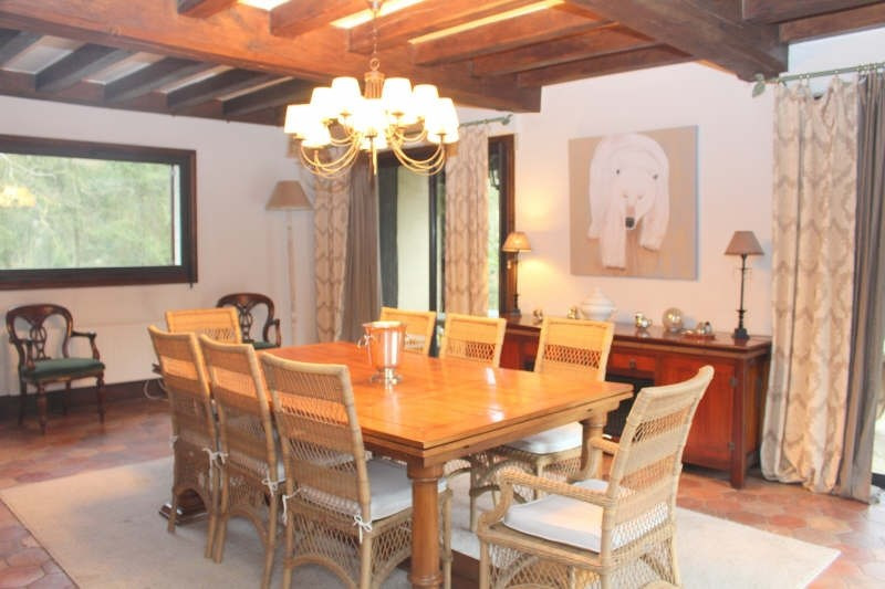 Deluxe sale house / villa Lamorlaye 785000€ - Picture 4