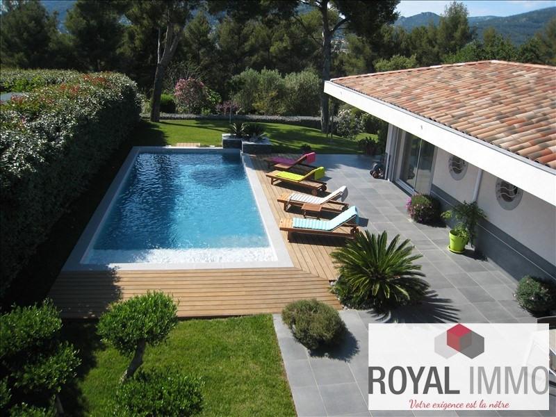 Vente de prestige maison / villa La valette du var 1095000€ - Photo 2
