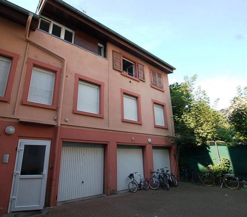 Sale apartment Strasbourg 168000€ - Picture 1
