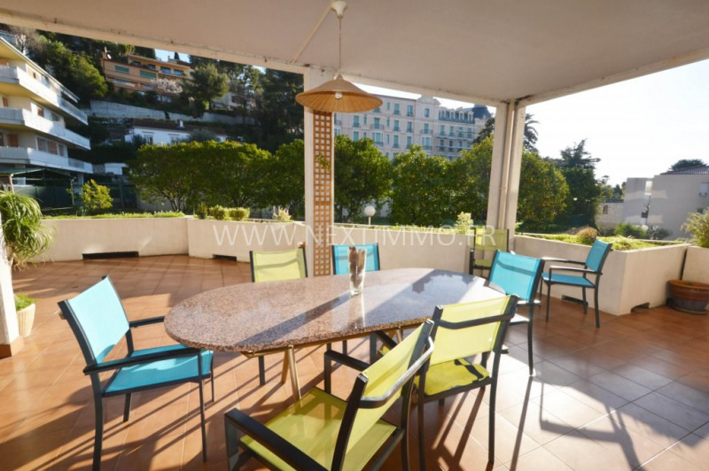 Vente de prestige appartement Menton 636 000€ - Photo 1