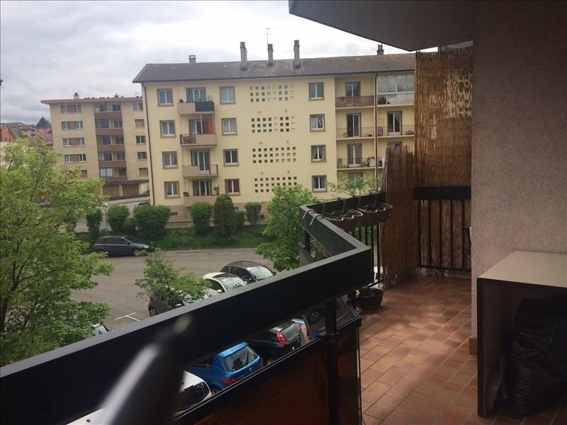 Rental apartment La roche-sur-foron 670€ CC - Picture 1