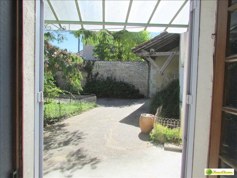 Sale house / villa Aigre 148000€ - Picture 11