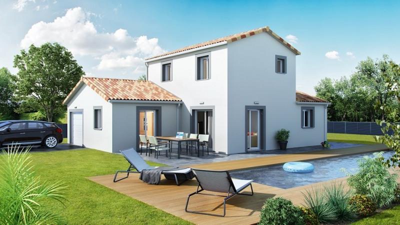 Maison  4 pièces + Terrain 500 m² Pizancon par Top Duo Valence