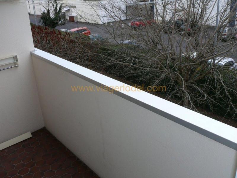 Vendita nell' vitalizio di vita appartamento Clermont-ferrand 55000€ - Fotografia 3