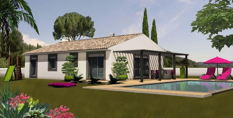 Terrain  de 1500 m² Sillans-la-Cascade par MAISONS D'EN FRANCE MIDI-MÉDITERRANÉE SALON