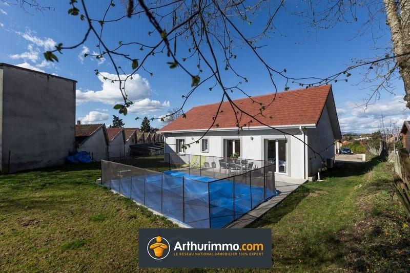 Sale house / villa La batie montgascon 215000€ - Picture 2