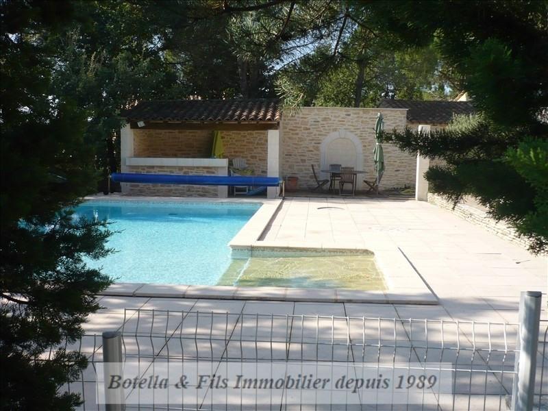 Sale house / villa Goudargues 419000€ - Picture 16