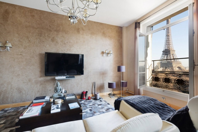 Revenda residencial de prestígio apartamento Paris 16ème 2350000€ - Fotografia 2
