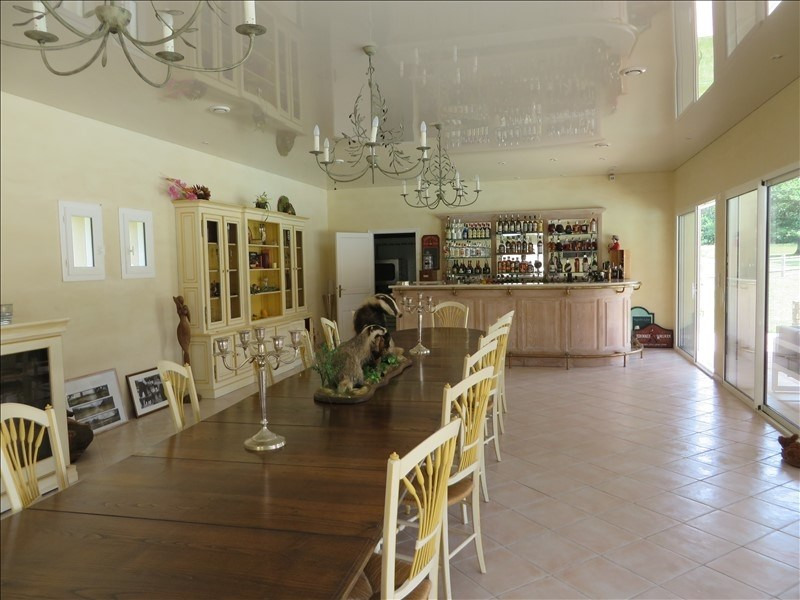 Deluxe sale house / villa St geraud de corps 830000€ - Picture 3