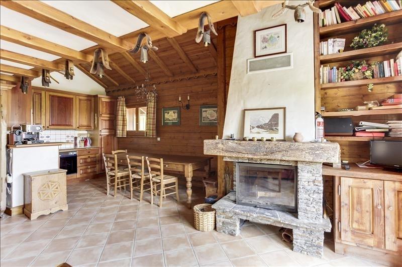 Deluxe sale apartment Meribel les allues 1370000€ - Picture 1