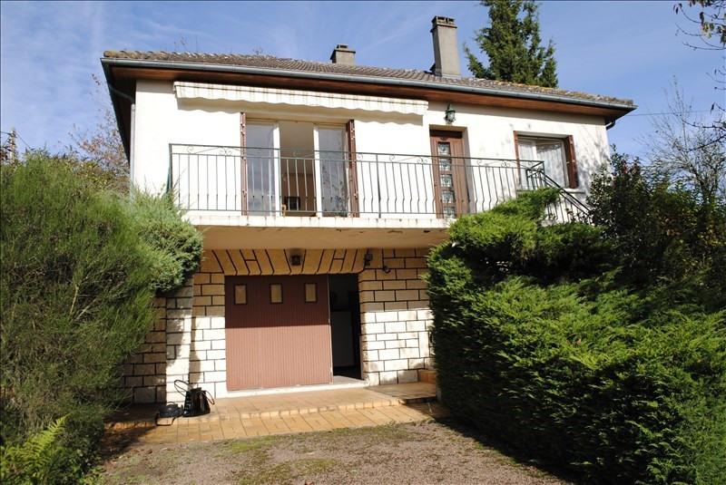 Vente maison / villa St amand en puisaye 85000€ - Photo 1