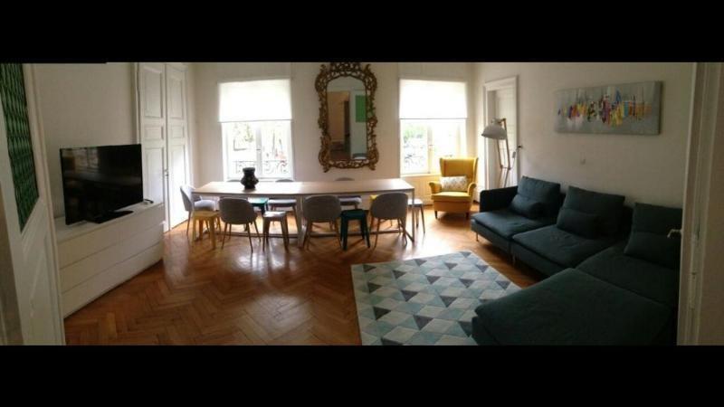Vermietung von ferienwohnung wohnung Strasbourg 2730€ - Fotografie 1