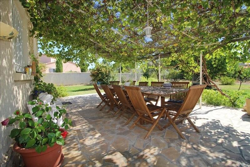 Vente maison / villa Carpentras 381600€ - Photo 4
