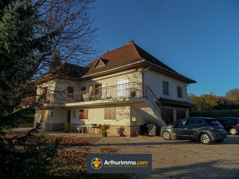 Sale house / villa Morestel 385 000€ - Picture 1