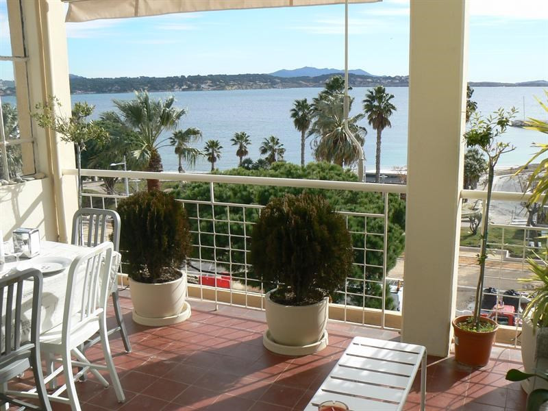 Vacation rental apartment Bandol 930€ - Picture 1