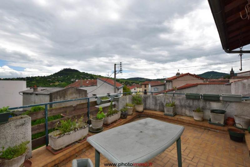 Vente maison / villa Ceyrat 220500€ - Photo 1