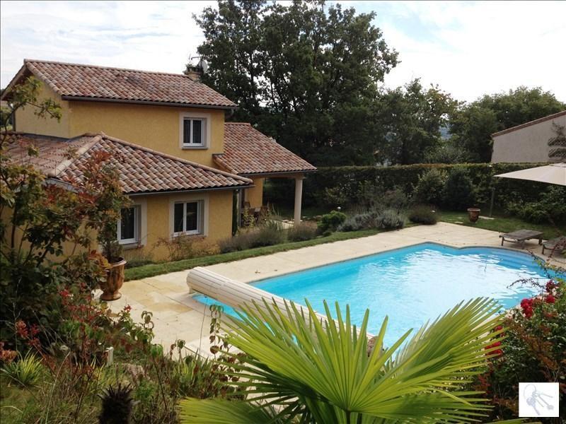 Vente maison / villa Vienne 318000€ - Photo 2