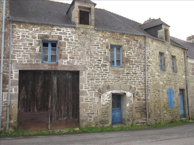 Vente maison / villa Pont-croix 89250€ - Photo 1