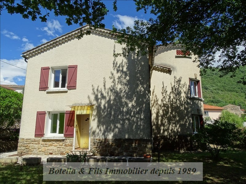 Vente maison / villa St ambroix 286 000€ - Photo 1