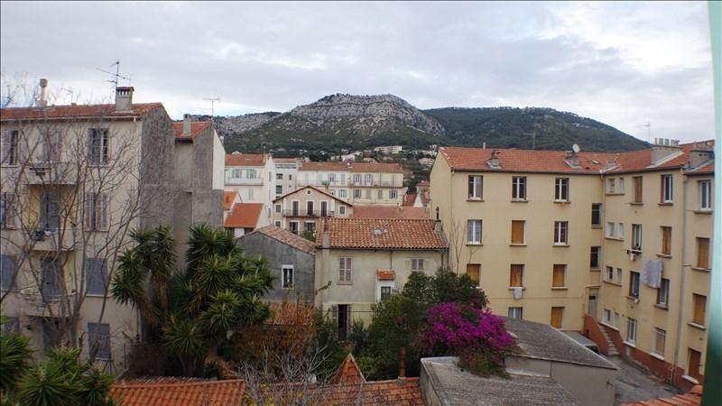Verhuren  appartement Toulon 460€ CC - Foto 3